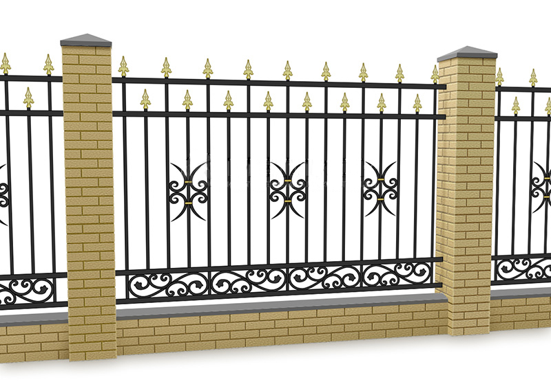картинки красивых оград загрузку
